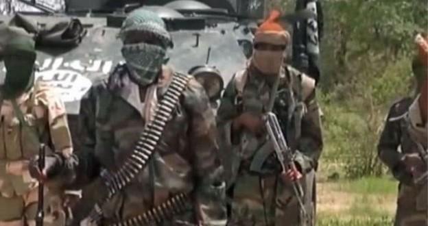AFP/Boko Haram Image caption Boko Haram cherche à instaurer un Etat islamique dans la région du lac Tchad.