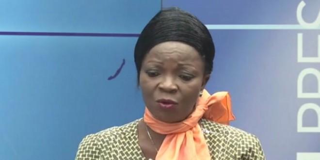 Alice Sadio, Présidente de l'AFP