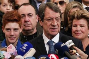 © Fournis par France Médias Monde Durant la campagne, Nicos Anastasiades, 71 ans, s'est engagé après à relancer les pourparlers de réunification.