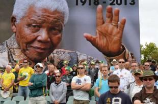 © WILLIAM WEST / AFP Mandela