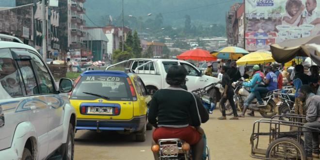 Bamenda est une des villes anglophones du Cameroun les plus importantes (photo d'illustration) © AFP/Reinnier KAZE