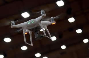 Un drone civil. (photo d'illustration) © Ethan Miller / GETTY IMAGES NORTH AMERICA / AFP