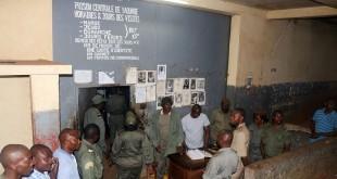 La prison centrale de Yaoundé à Nkondengui