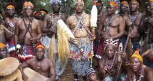 Chefs traditionnels du Nord-Ouest à Bamenda