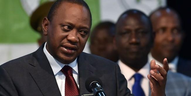 © Tony Karumba, AFP | Le rapport relève toutes sortes de gaspillages et erreurs comptables sous le gouvernement du président Uhuru Kenyatta,