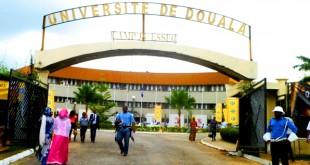 Université de Douala en période des jeux universitaires