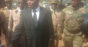 Le ministre Atanga Nji à Bamenda, dans le Nord-Ouest en région anglophone