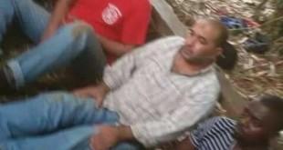 Les Tunisiens enlevés