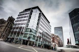 © Brais G. Rouco / SOPA Ima/SIPA Le siège de Cambridge Analytica, à Londres.