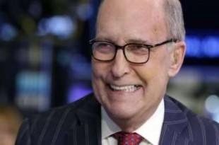 """© Copyright 2018, L'Obs Déjà conseiller """"informel"""" de Donald Trump, Larry Kudlow va remplacer Gary Cohn à la tête du National Economic Council (NEC)."""