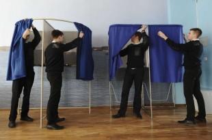 © SERGEY PIVOVAROV/REUTERS Vladimir Poutine devrait être élu pour son quatrième mandat à la tête de la Russie