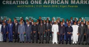 © Reuters LE GRAND ANGLE DIPLO - 44 pays africains ont signé mercredi lors d'un sommet extraordinaire de l'Union africaine à Kigali (Rwanda) un Traité de libre-échange à l'échelle du continent. Le défi consiste…