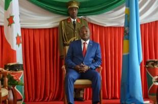 © AFP Le président burundais Pierre Nkurunziza à Bujumbura, le 29 juin 2017.