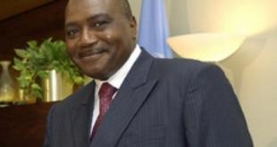 Jean-Marie Atangana Mebara, ancien secrétaire d'Etat à la présidence du Cameroun.. © UN Photo/Devra Berkowitz