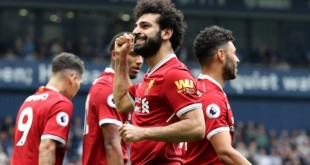 Getty Images Image caption Mohamed Salah