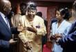 Victor Mukete a été reconduit au Sénat pour un nouveau mandat de 5 ans