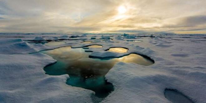 © STEFAN HENDRICKS / AFP Dans l'Arctique central.