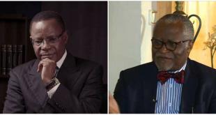Maurice Kamto et Akéré Muna candidats à la présidentielle au Cameroun