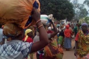 Réfugiés en RDC © Actualités CD