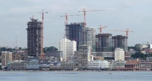 Vue de Luanda, la capitale de l'Angola. © Reuters.