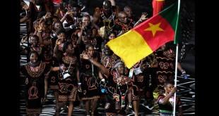 Le Cameroun aux Jeux du Commonwealth 2018