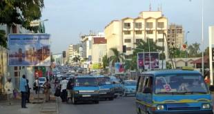 Le Gabon et le Congo sont désormais interconnectés à un réseau internet très haut débit grâce à un câble à fibre optique posé depuis Libreville jusqu'à la ville congolaise de Pointe-Noire (photo). © Creative commons CC BY-2.0 David Stanley