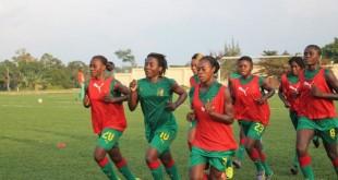 Lionnes indomptables du Cameroun