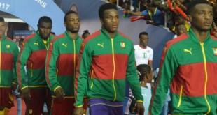 Les Lions indomptables du Cameroun. ©Droits réservés