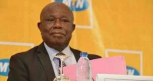 Pierre Semengue, président de la LFPC