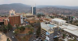 Vue générale de la ville de Kigali, la capitale du Rwanda (image d'illustration). © RFI/Stéphanie Aglietti