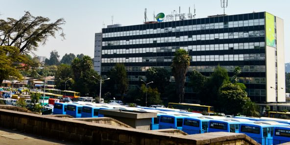 Entre2006 et2017, le chiffre d'affaires du groupe Télécoms Ethiotel a été multiplié par dix, passé à 1,3milliard de dollars, pour un bénéfice de 785millionsdedollars. © Flickr / Francisco Anzola