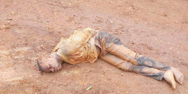 Anglophone molesté par les militaires camerounais