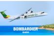 Un avion Bombardier de Camer-co