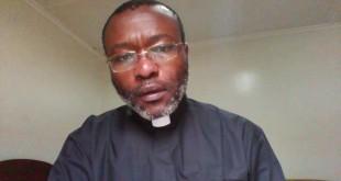 Père Ludovic Lado, prêtre jésuite camerounais. ©Droits réservés