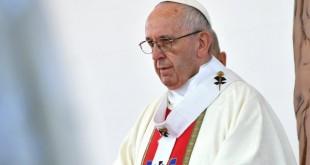 © Vincenzo Pinto, AFP | Le pape François célèbre une messe en plein air, dans le sud du Chili, en janvier 2018 (archives).