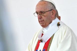 © Vincenzo Pinto, AFP   Le pape François célèbre une messe en plein air, dans le sud du Chili, en janvier 2018 (archives).