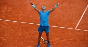Rafael Nadal , 11ème titre de Roland Garros