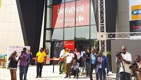 Carrefour Douala Cameroun