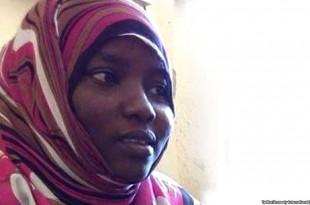 Une cour d'appel a annulé mardi la sentence de mort contre Noura Hussein, jeune Soudanaise condamnée à la peine capitale pour avoir tué son mari qu'elle accuse de l'avoir violée, 26 juin 2018. (Twitter/Amnesty International)