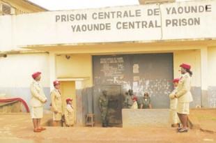 Prison centrale de Yaoundé à Kondengui (image d'archive)