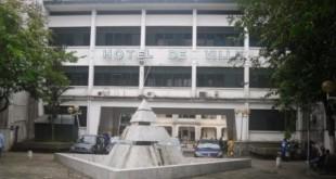 Siège de la Communauté urbaine de Douala