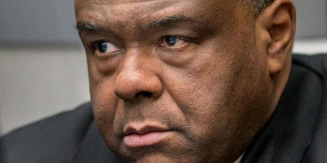 Jean-Pierre Bemba revient à la CPI, mercredi 4 juillet 2018. © REUTERS/JERRY LAMPEN