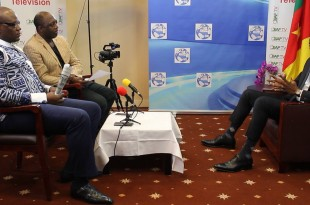 Interview Cabral Libii sur Diaf-tv