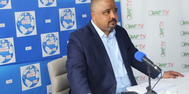Joshua Osih invité Politique sur Diaf-tv