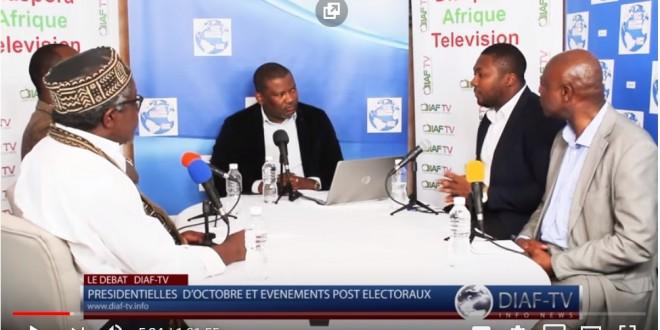 Debat  Diaf-tv