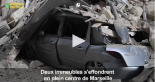 effondrement immeuble marseille