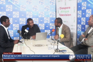 DebatDiafTV retrait de la CAN2019