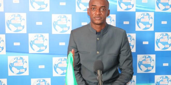 Cabral Libii dans Interview de la semaine sur Diaf-TV