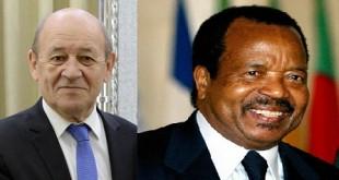Ledrian et Paul_Biya
